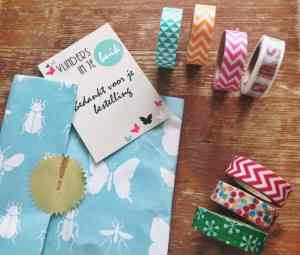 Summer washi tapes