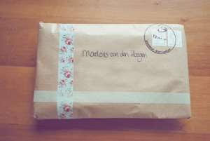 Postpapierenzo package