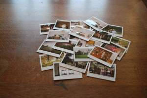 Photography: polaroids