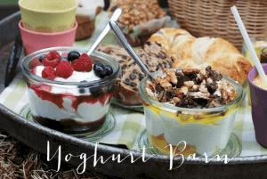 Hotspot: Yoghurt Barn Utrecht