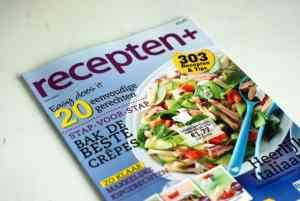 Food magazine: Recepten+