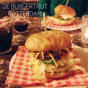 Hotspot: de Burgertrut Rotterdam