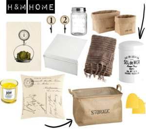 Lees meer over het artikel Interior shopping: H&M, Ikea & Xenos