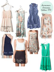 Wishlist: Summer Dresses