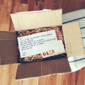 Beauty love: Olea