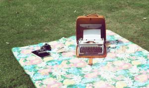 Lees meer over het artikel An old typewriter