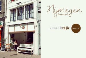 Hotspot: Smaakrijk lunch & zo Nijmegen