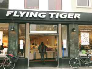 Hotspot: Flying Tiger