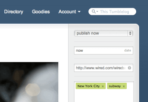 10 tips & tricks for Tumblr