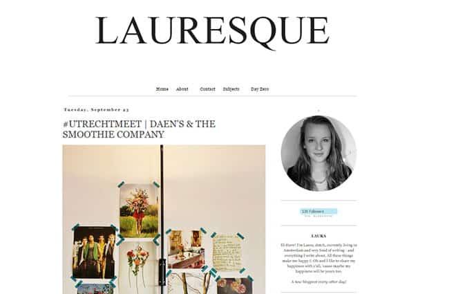 lauresque