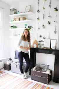 Room tour: Fashionista Magazine