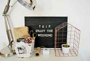 Lees meer over het artikel TGIF! Welcome to the weekend 07