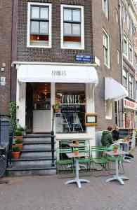 Hotspot: Vinnies Deli Amsterdam