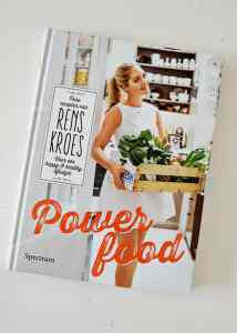 Kookboekreview: Powerfood door Rens Kroes