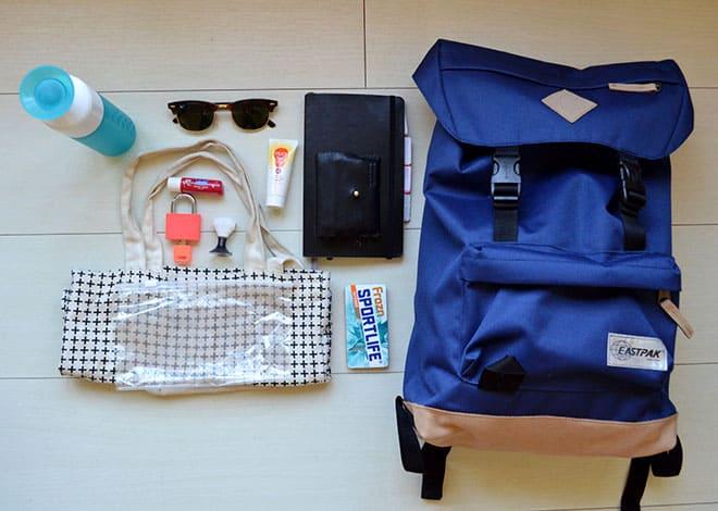 eastpak_bagageonline_whatsinmybag
