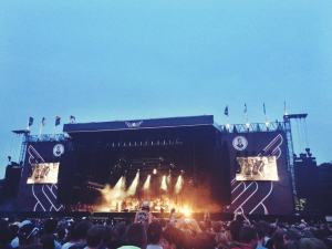 Diary week 27: heatwave, Mumford & Sons and Le Tour