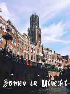Zomer in Utrecht: hét lijstje