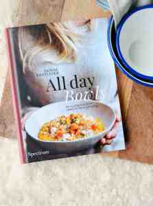 Review: All day bowls kookboek van Denise Kortlever