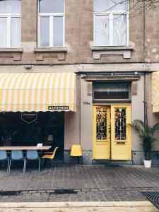 Hotspot: Kaffeenini in Antwerpen
