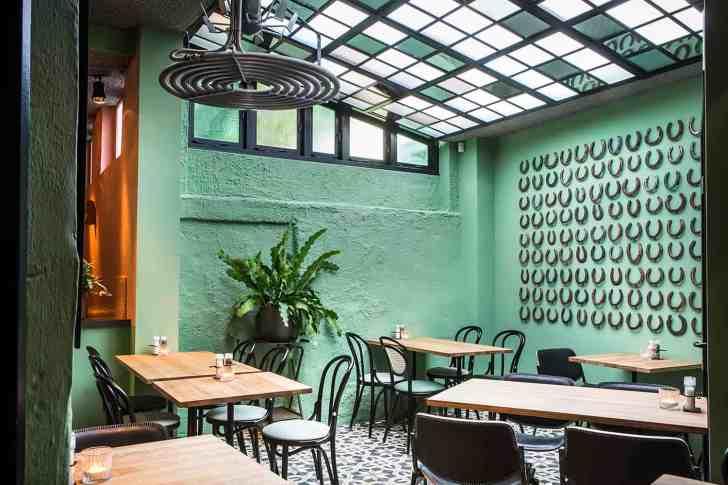 Mexicaans restaurant