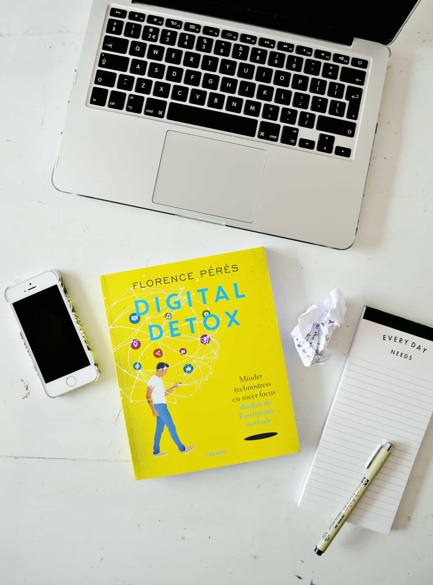 Boek review: Digital Detox
