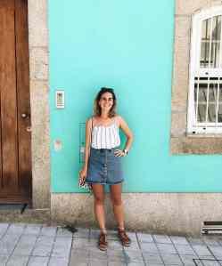 Diary week 31: vakantie in Portugal deel 2: Ericeira en Porto