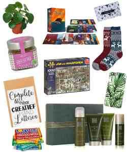 Sinterklaas en kerst cadeaus onder 20 euro