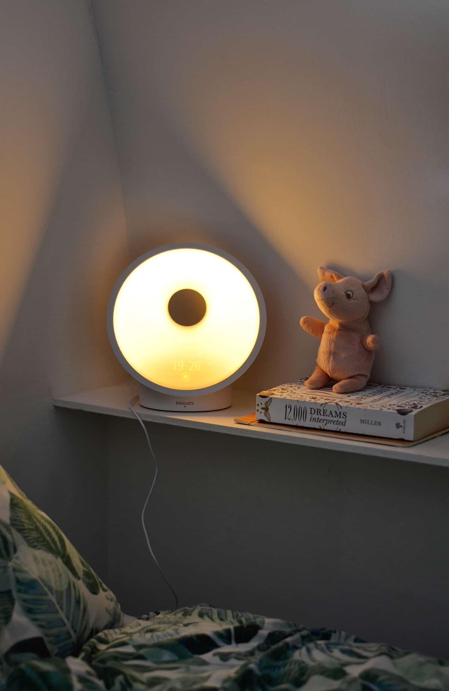 Review Somneo wake-up light: de redder in nood bij donkere dagen