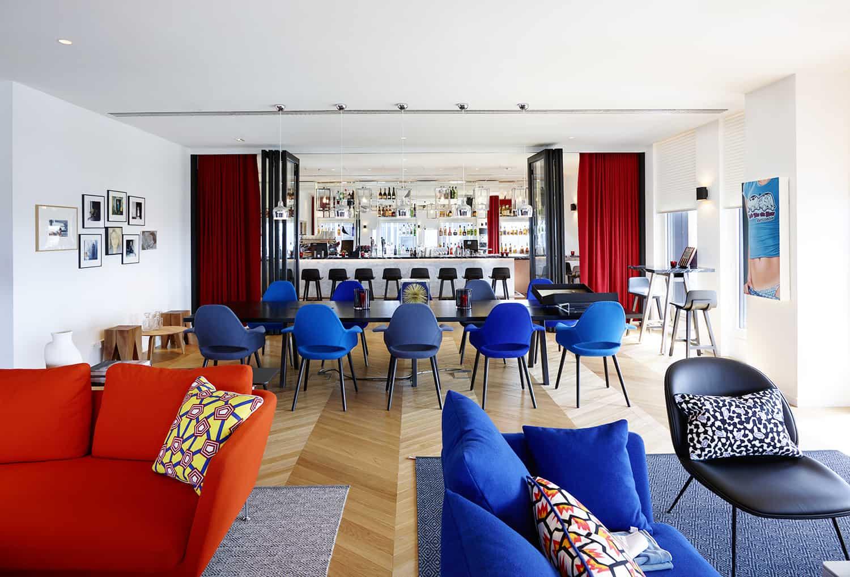 Hotspot: hotel citizenM Paris Gare de Lyon