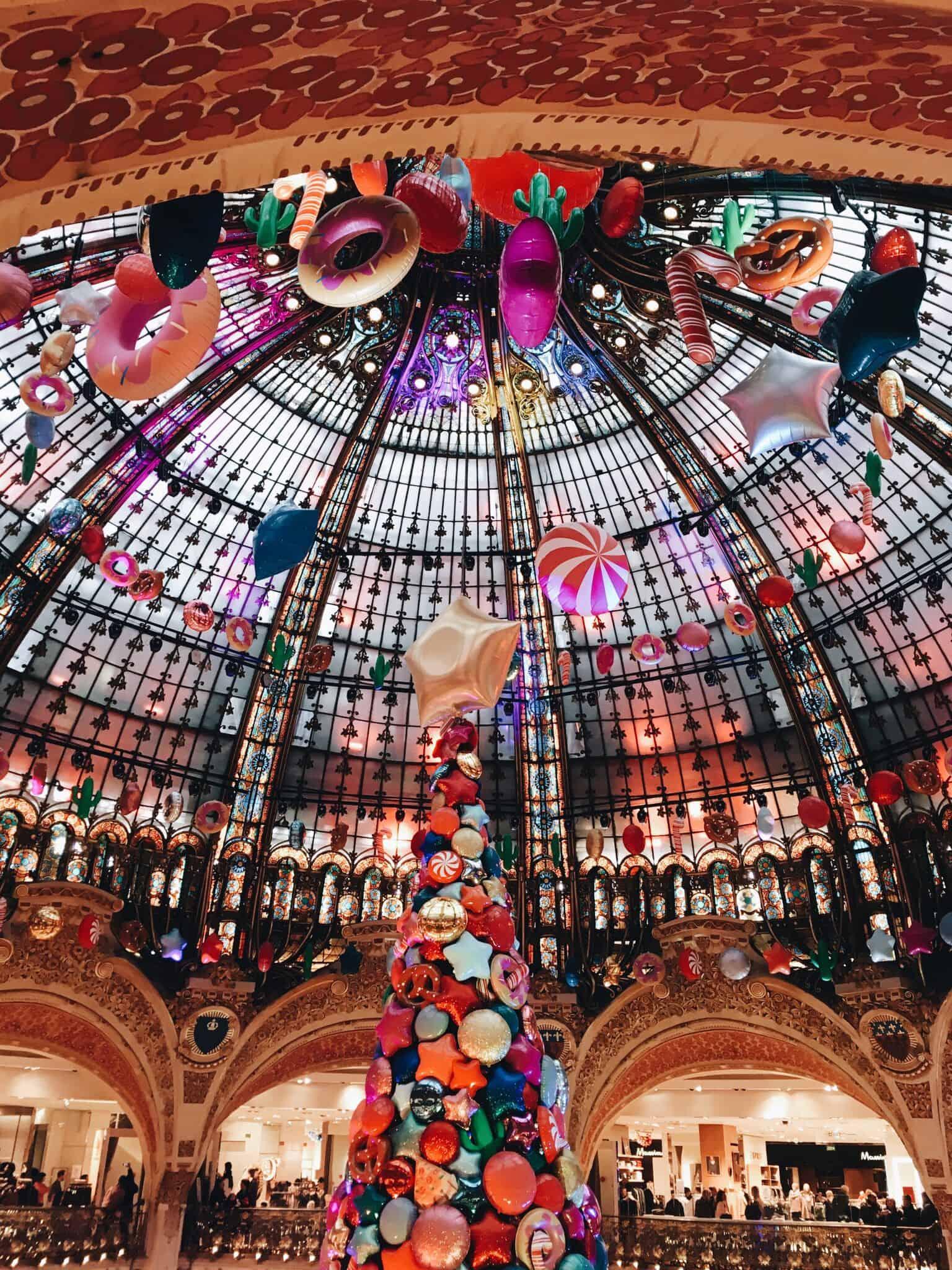 Diary week 48: een romantisch weekendje Parijs