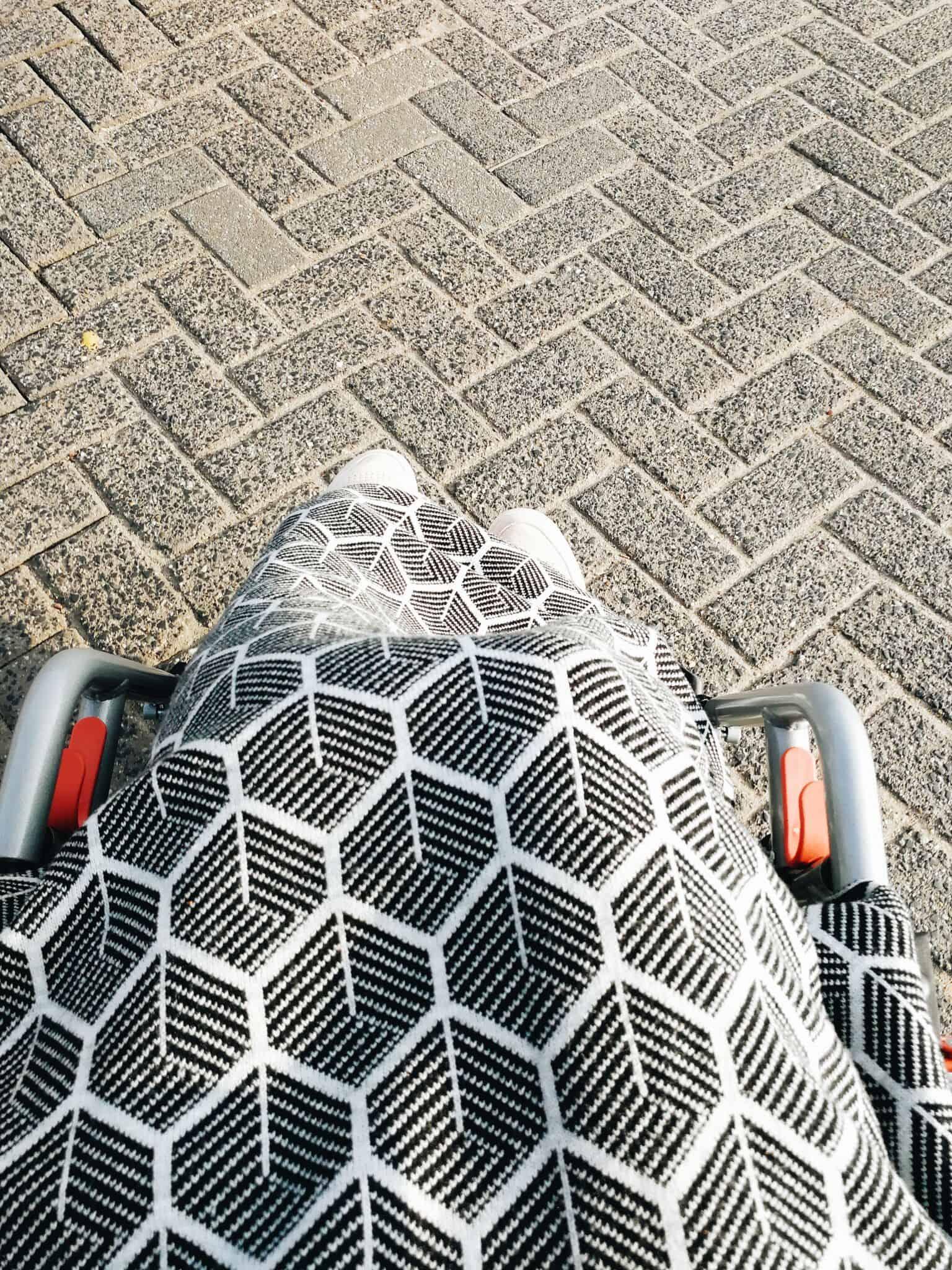 Diary week 12 & 13: vanuit de rolstoel