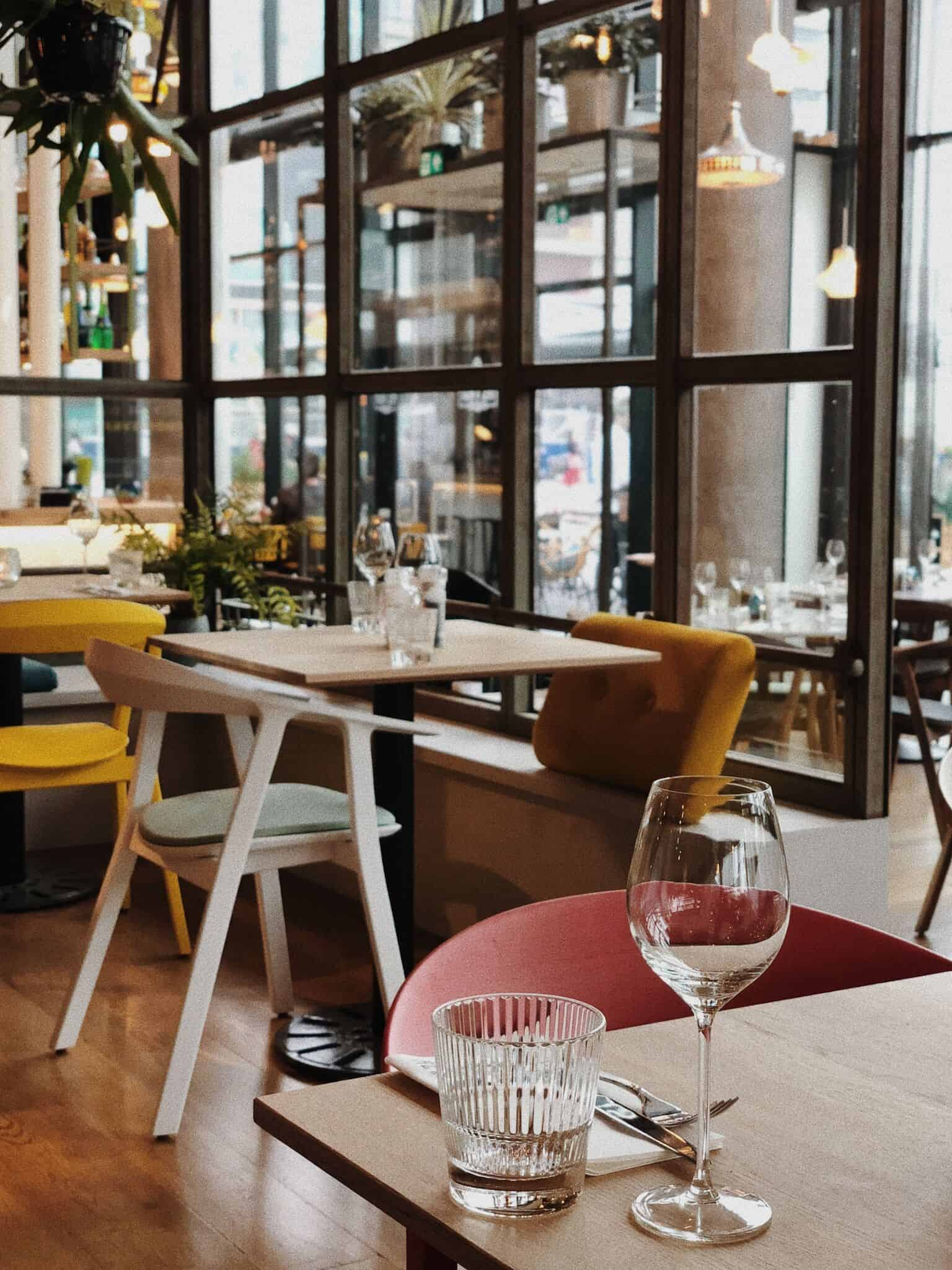 Hotspot: Metro City Kitchen in Utrecht