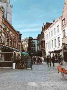 Diary week 38: Ziek in bed & een weekendje Antwerpen
