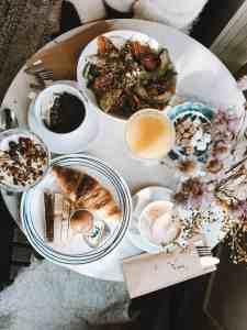 Diary 48: luxe diners & kerst met de schoonfam (en nieuw haar!)