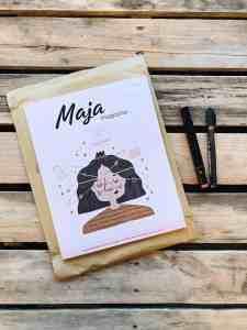 Maja magazine: een magazine voor ondernemende vrouwen