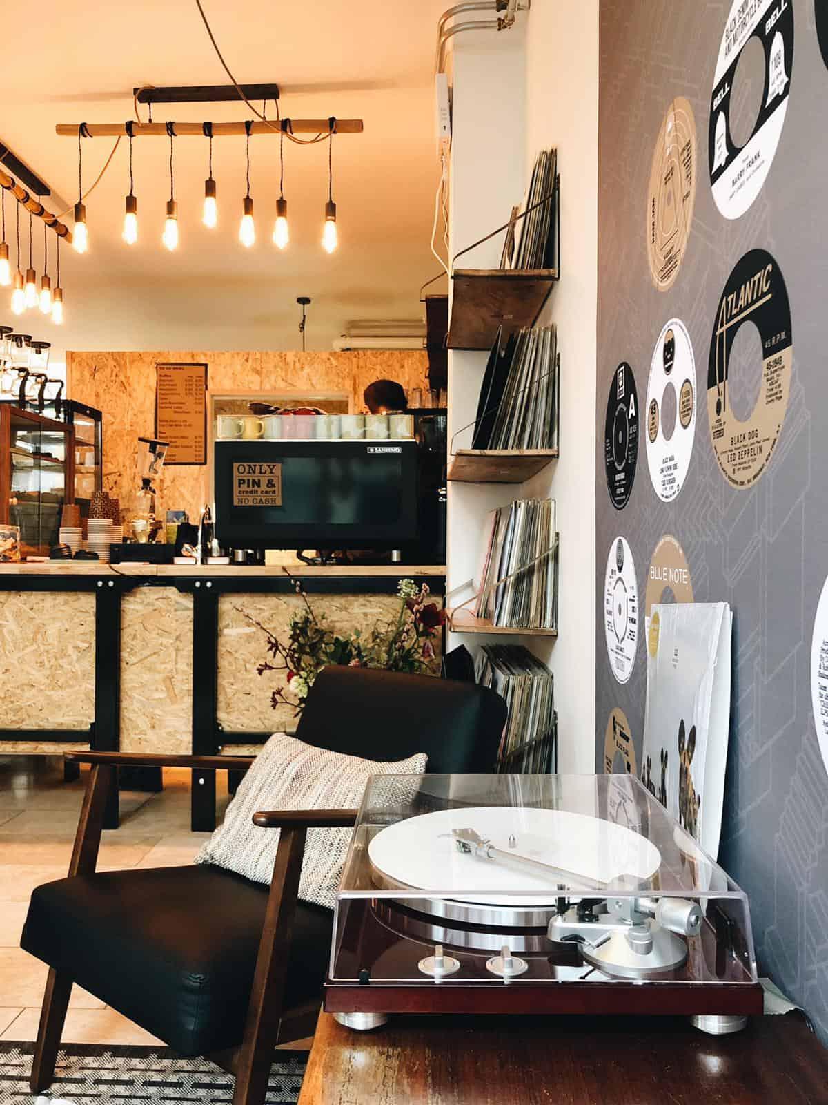 Hotspot Utrecht: Koffie & muziek bij koffietent Black Brew