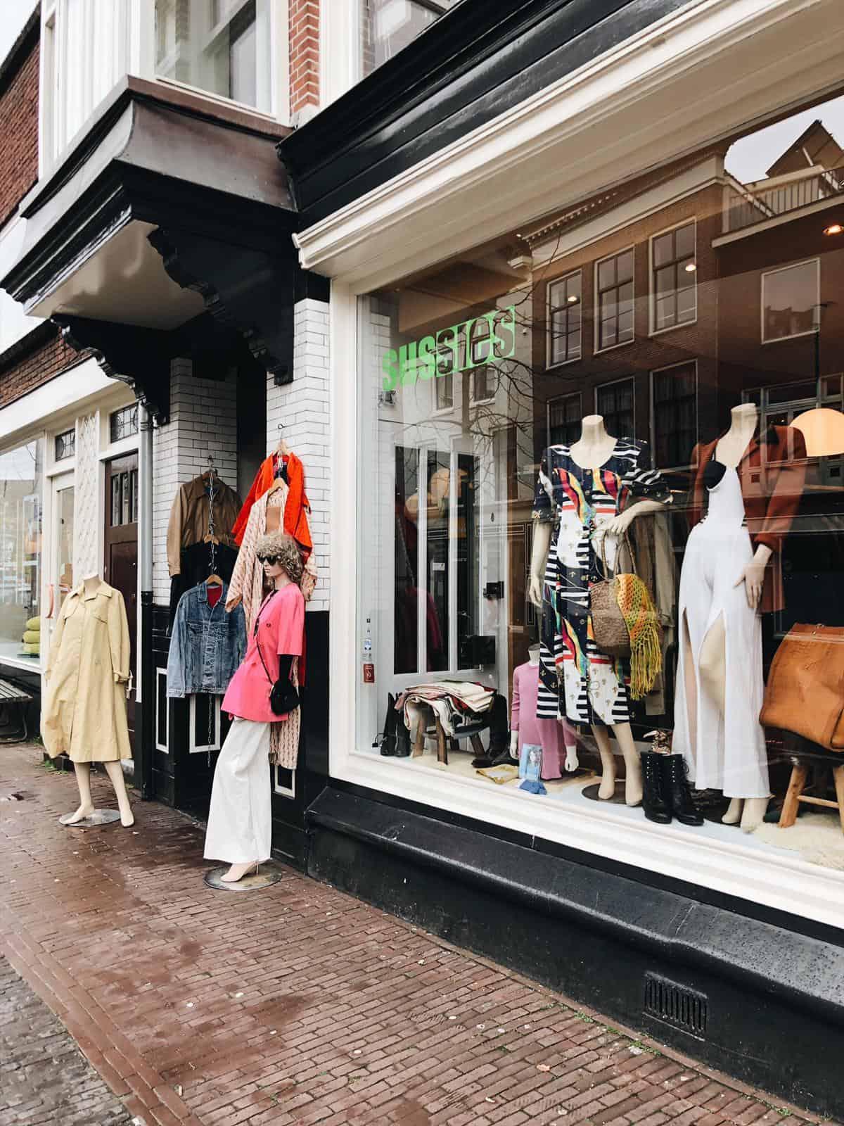 Mijn favoriete vintage & tweedehandswinkels in Utrecht