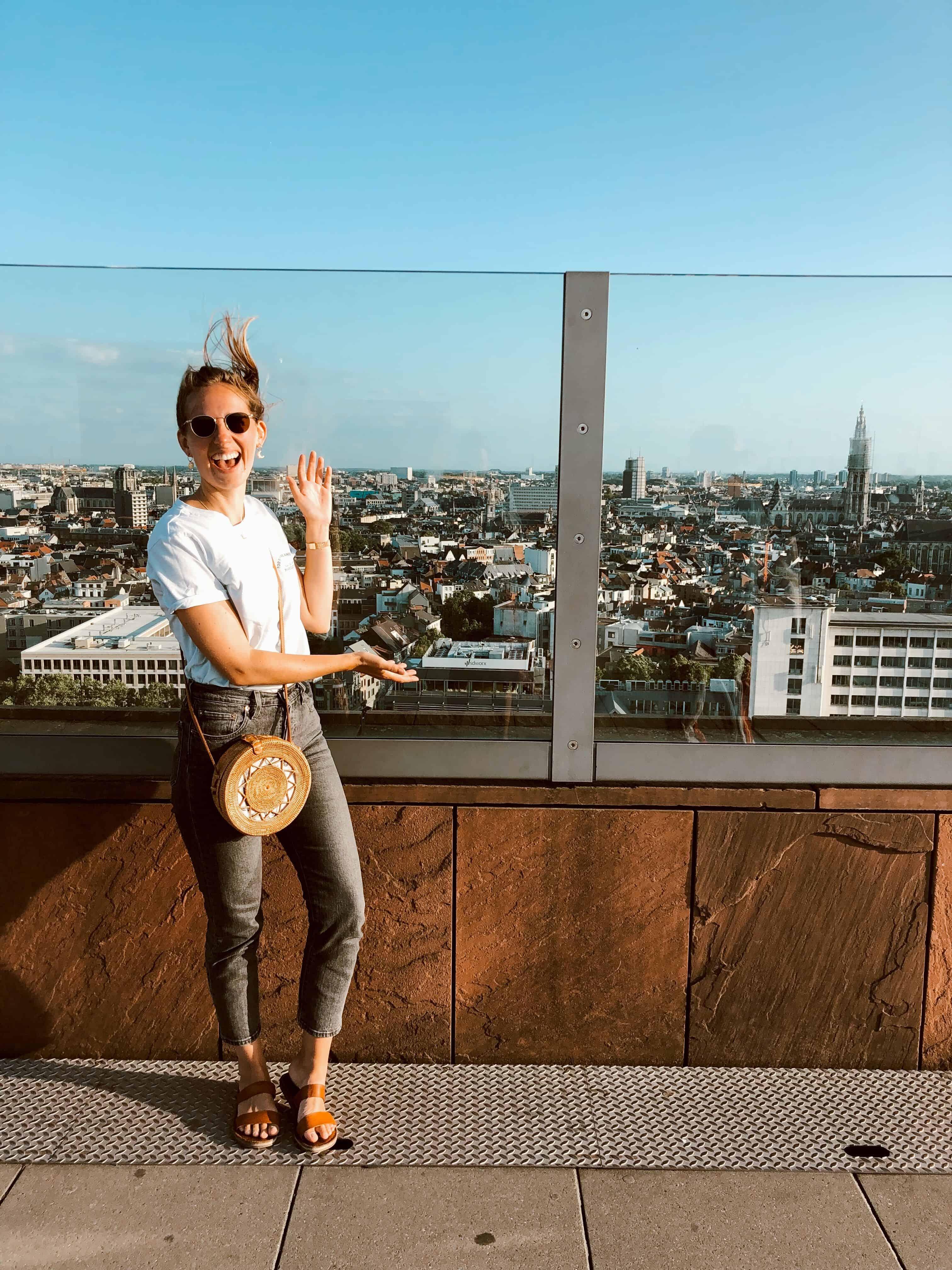 Diary week 32: toerist in eigen stad