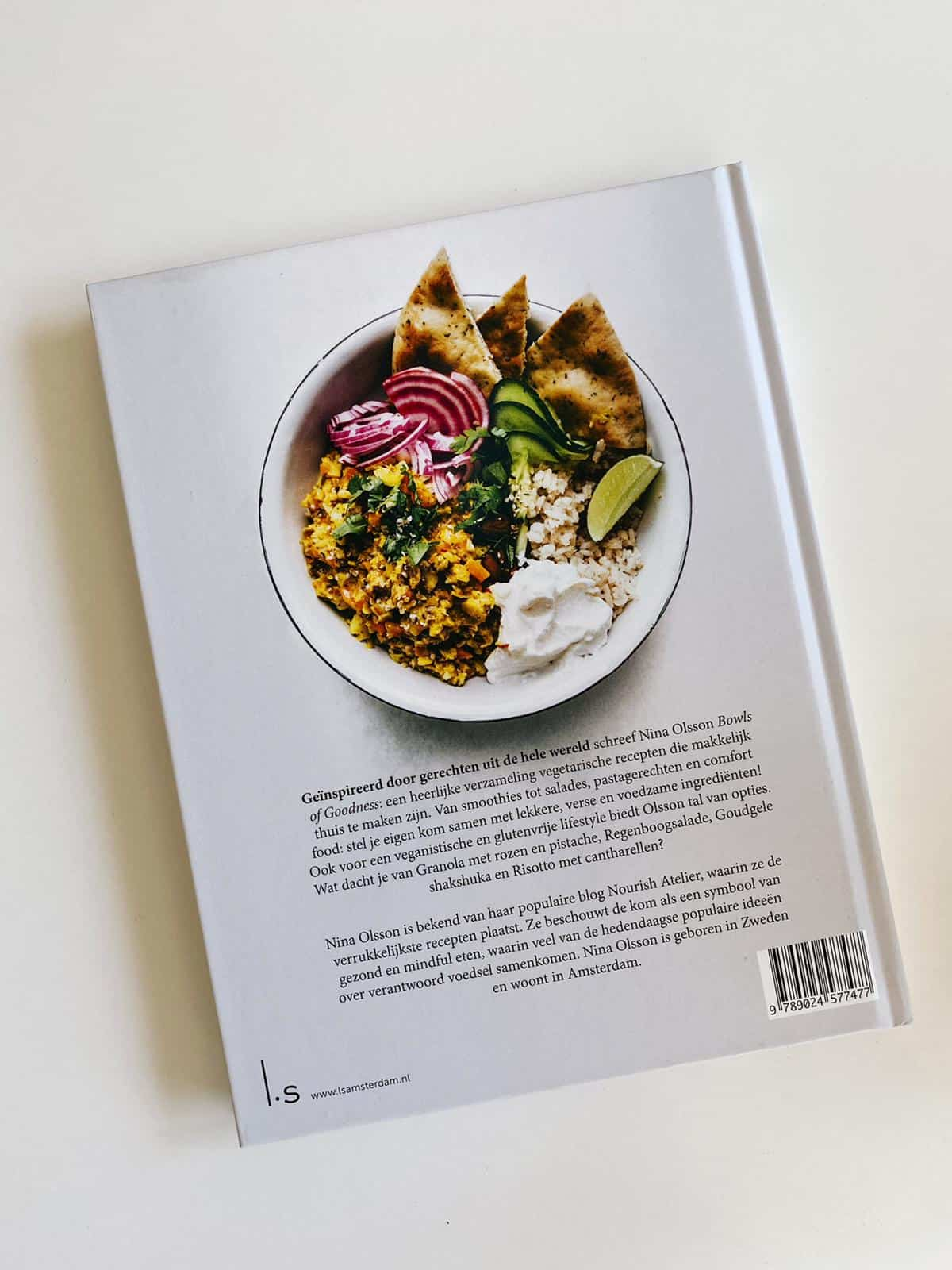 achterkant kookboek