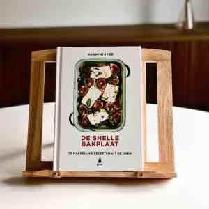 Kookboek De snelle bakplaat