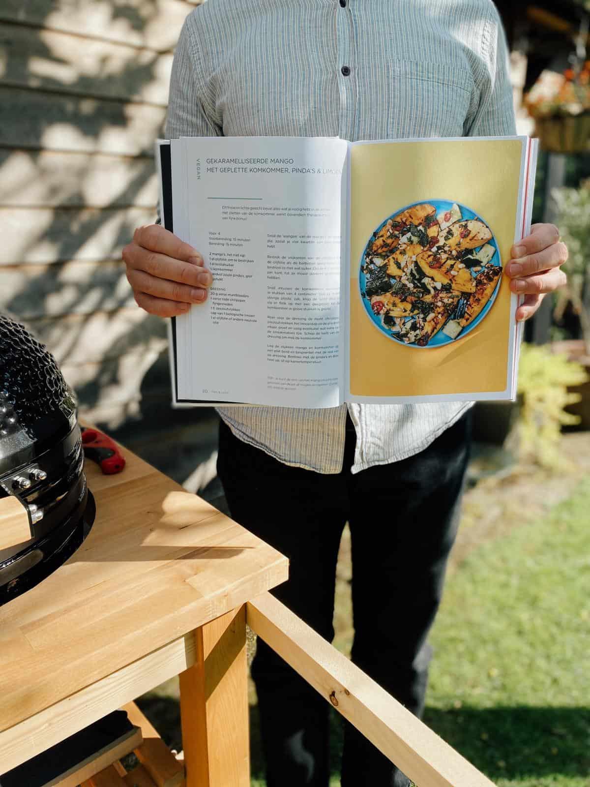 recept uit het kookboek