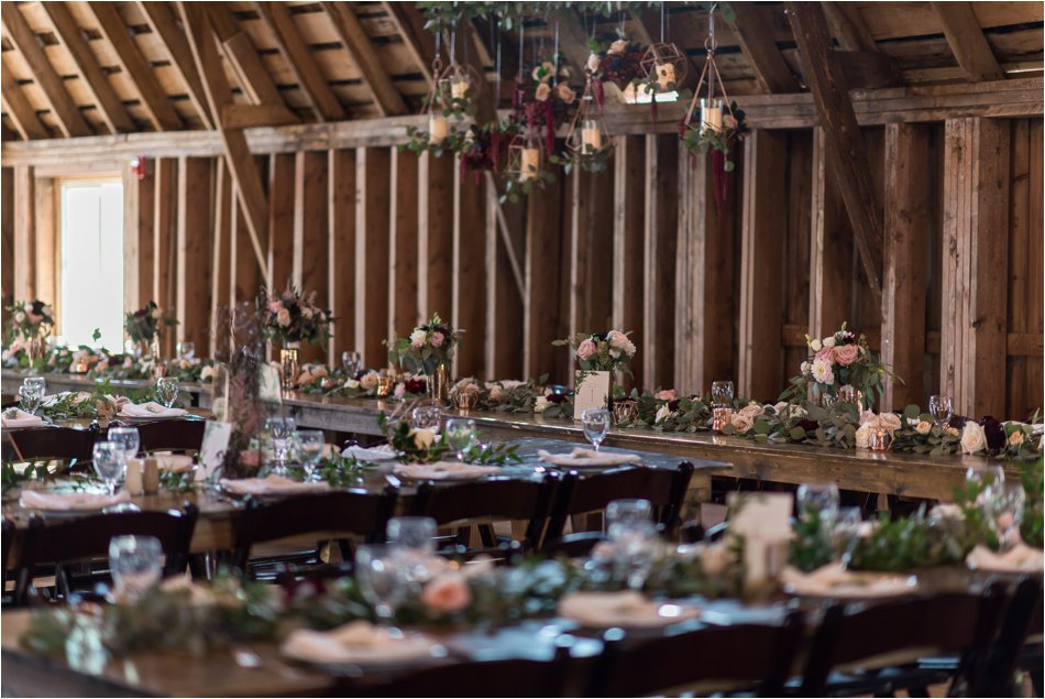 Bloom Lake Barn Wedding