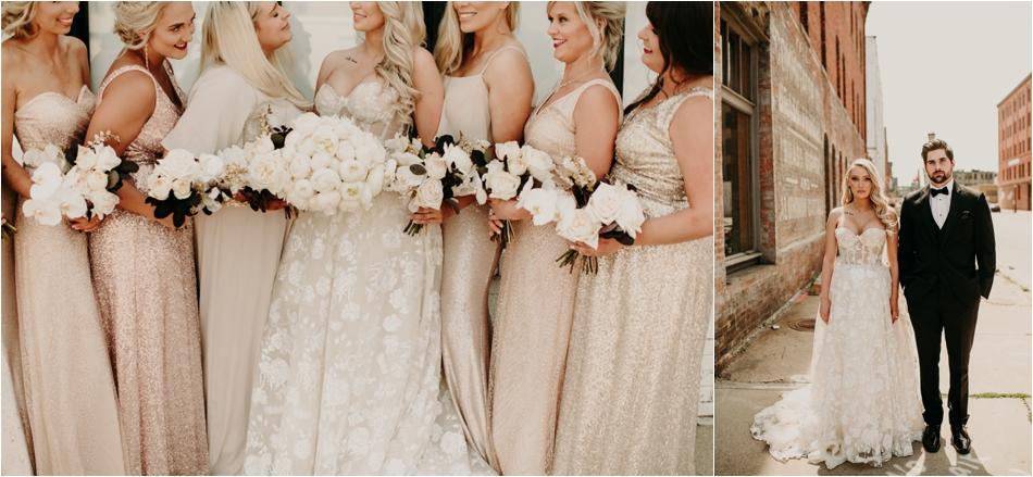 Minnesota Warehouse Wedding