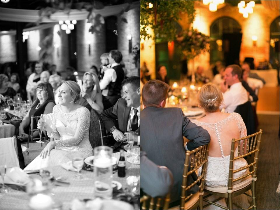 Nicollet Island Fall Wedding