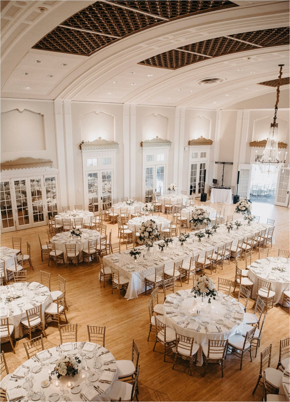 Lafayette Club Summer Wedding