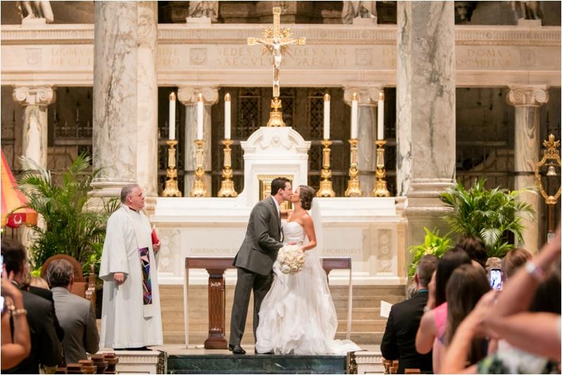 Basilica of St. Mary Wedding