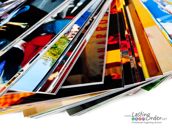 Photo Organizing & Scanning Services | Lasting Order