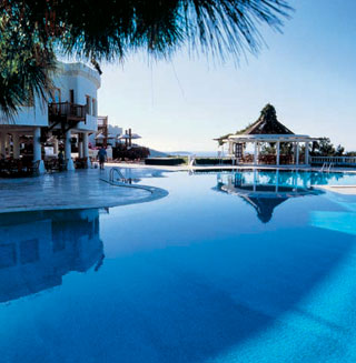 Mugla Hotels Club Med Bodrum Palmiye Tatil Koyu In Mugla