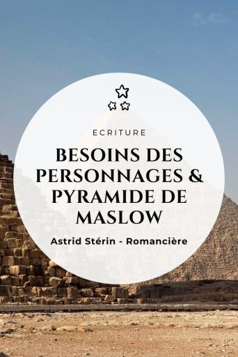 Définir les besoins de vos personnages de roman avec la pyramide de Maslow