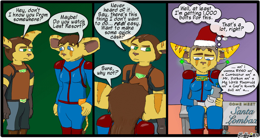 And Now, A Word From Our Sponsor… [Guest Comic]